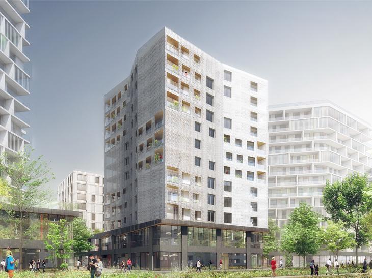 Philippon - Kalt Architectes » Chapelle Internationale à Paris ...